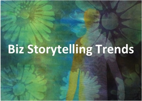 Biz Story Trends + Curation Tips Radio Show | Just Story It! Biz Storytelling | Scoop.it