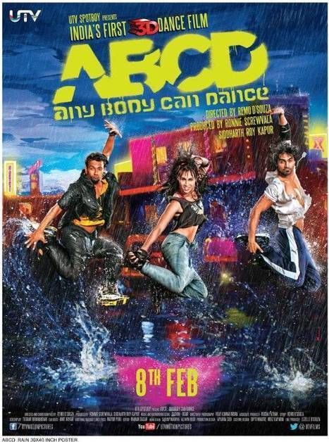 ABCD (Any Body Can Dance) (2013) DVDRip [720p] 950mb - Watch Movies Online, Download Movies Free | parvez | Scoop.it