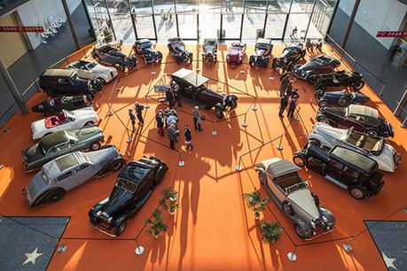 RETRO CLASSICS Stuttgart 2015 - Salon de la voiture ancienne | Allemagne tourisme et culture | Scoop.it