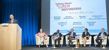 Acteurs publics, acteurs privés et organisations internationales, tous appellent à une révolution des données | Administration Electronique - Modernisation - Numérique au service des citoyens - Veille sur les enjeux numériques dans le secteur public | Scoop.it