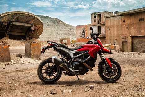 RideApart Review: 2013 Ducati Hyperstrada | Ductalk Ducati News | Scoop.it