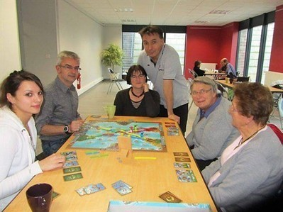 Rencontre avec Roberto Fraga, « Monsieur jeux de société » | Le jeu dans tous ses états | Scoop.it