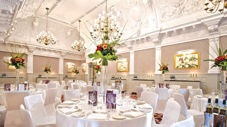 Banqueting Hall – Pre-eminent place for hosting a memorable even | Indian Cuisine In North London | Scoop.it