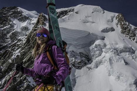 Chamonix : miraculée après une chute de 300 mètres au glacier Rond | Neige et Granite | Scoop.it