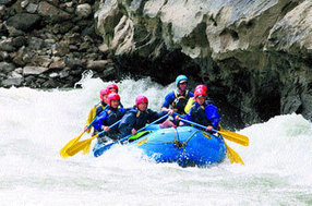 Rafting catching up once again after Uttarakhand flash floods - Hindustan Times | Aguaventure | Scoop.it