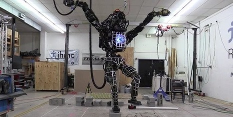 This Terrifying Robot Was Developed By Google | Welcoming our robot overlords | Scoop.it