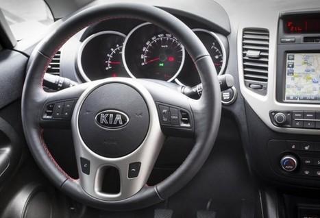 2015 Kia Venga facelift officially released - Autospress.com | otomotive news | Scoop.it