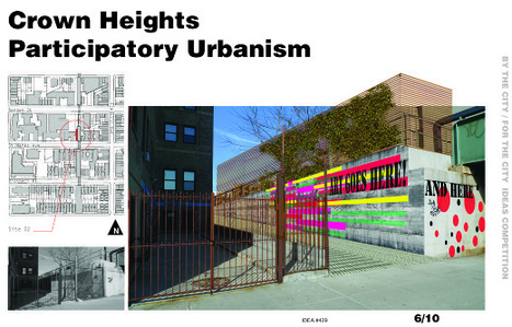 Crown Heights Participatory Urbanism | green streets | Scoop.it