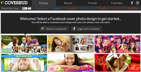 Coverbud.com – Facebook Cover Photo Designer | Technology, computers, softwares Tips | Scoop.it