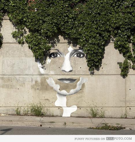 Graffiti | Stad@Natuur | Scoop.it