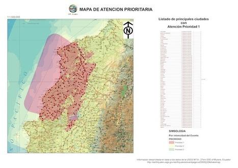 Mapeo humanitario: Cómo ayudar al Ecuador después del terremoto - Urbe & Orbe | HISTORIA Y GEOGRAFÍA VIVAS | Scoop.it