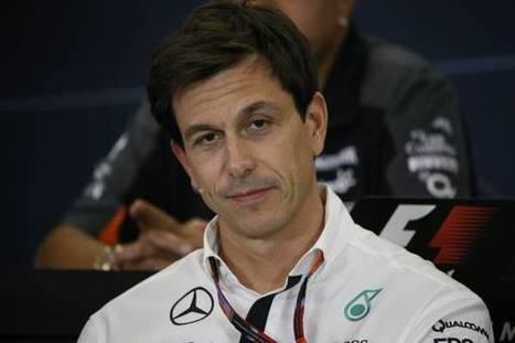 F1 - Mercedes - Les mots de Toto Wolff après la collision entre les deux Mercedes à Barcelone | Auto , mécaniques et sport automobiles | Scoop.it