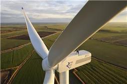 onshore wind news   UK's most powerful onshore wind turbine starts turning   Wind Farm   Scoop.it
