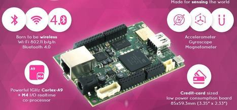 UDOO Neo: RaspberryPi + Arduino + Sensores | Geeky Theory | Raspberry Pi | Scoop.it