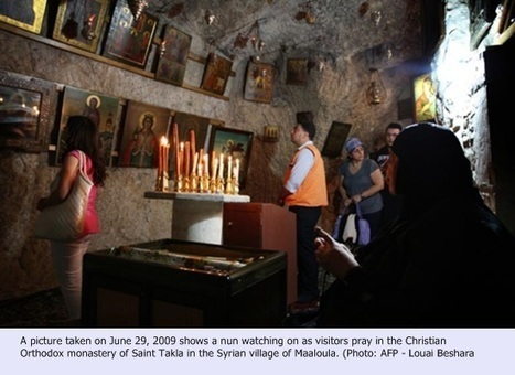Syria: Islamist Rebels Abduct 12 Nuns from Orthodox Monastery in Maaloula - Intifada Palestine | Actualité | Scoop.it