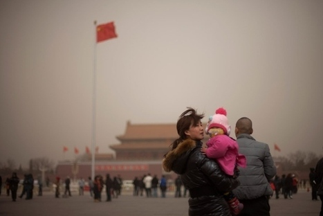 Beijing smog contains witches' brew of microbes | Virology and Bioinformatics from Virology.ca | Scoop.it