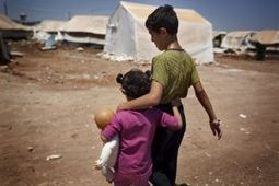 Syria's war has made 1 million child refugees | AP Human Geography | Scoop.it