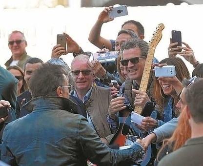 Bruce Springsteen : « Hello again, Donostia! » - Diario Vasco | Bruce Springsteen | Scoop.it