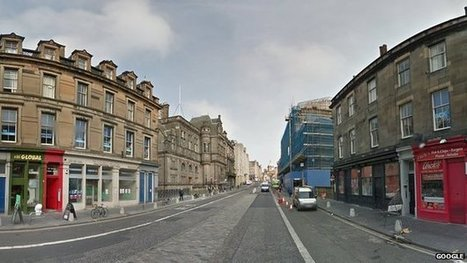 Man's body found in city centre   Today's Edinburgh News   Scoop.it