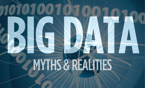 5 Biggest Myths About Big Data | temporary | Scoop.it