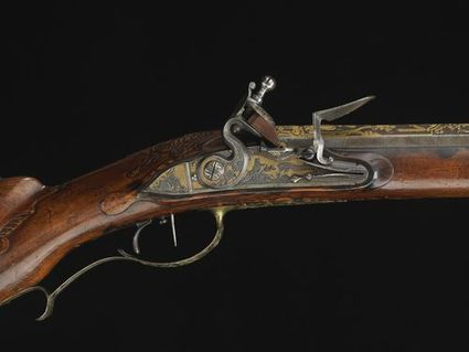 Journeying west : distinctive firearms travel to the Buffalo Bill Center of the West | Smithsonian | Kiosque du monde : Amériques | Scoop.it