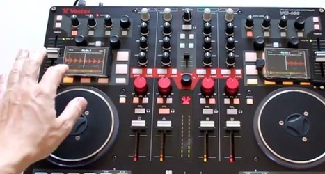 Technology Preview: Add-On Touchscreens For Any DJ Controller | DJing | Scoop.it