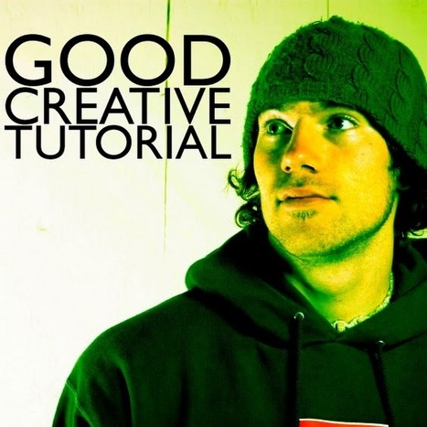 goodcreativetutorial - YouTube | Informatyka-Grafika-Technologie graficzne | Scoop.it