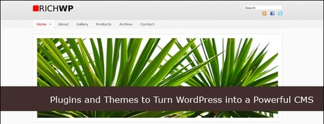 12 of the Best WordPress Guides and Plugin Reviews of 2011 | @TomPick | social galleries | Scoop.it