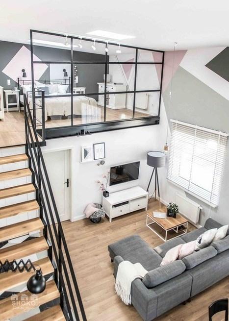 Verrière et mezzanine | PLANETE DECO a homes world | DécoBricoJardin | Scoop.it