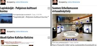 Oppitori: Verkkonäyttelyjä ja muuta kuratoitua | Tieto- ja viestintätekniikka | Scoop.it
