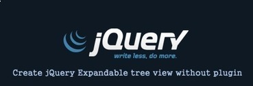 Create jQuery Expandable tree view without plugin | Web Revisions | Js | Scoop.it