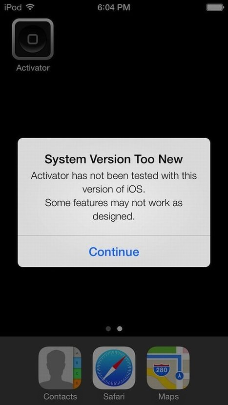 iOS 7 Jailbreaking Is Possible [Look at This Screenshot] | How to unlock iPhone | Scoop.it