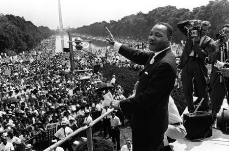 Le célèbre discours «J'ai un rêve», de Martin Luther King, a 50 ans - Journal de Montréal   Que s'est il passé en 1963 ?   Scoop.it