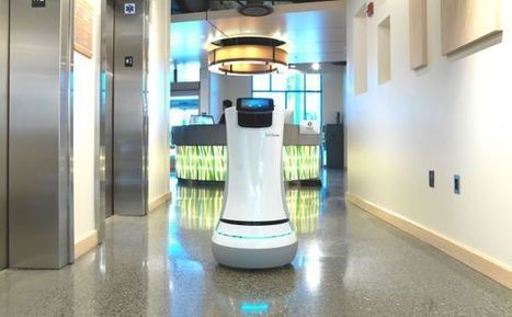 SaviOne the Butler Bot: Service Robot for Hospitality Industry | Mobile Health: How Mobile Phones Support Health Care | Scoop.it