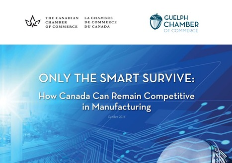 A Report on How Canada Can Remain Competitive in Manufacturing | More Commercial Space News | Scoop.it