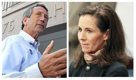 Jenny Sanford accuses Mark Sanford of trespassing at Sullivan's Island home | Spartanburg Family Law | Scoop.it