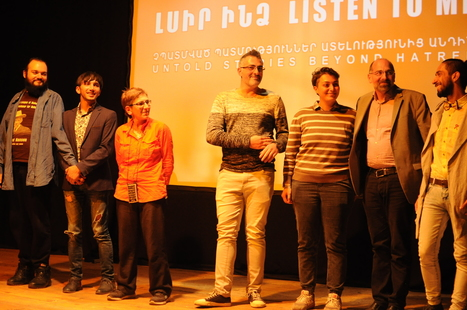 Listening to LGBT People in Armenia | LGBT Movies, Theatre & FIlm | Scoop.it