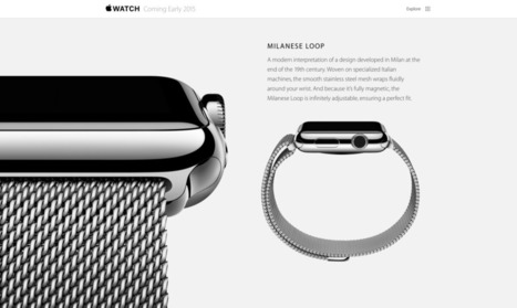 Apple re-inventing itself as a luxury brand | Building brands to last | Scoop.it