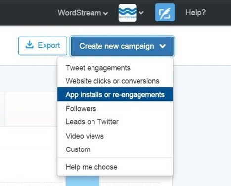 Lead Generation Campaigns on Twitter Done the Right Way | Digital and Content Marketing | Scoop.it