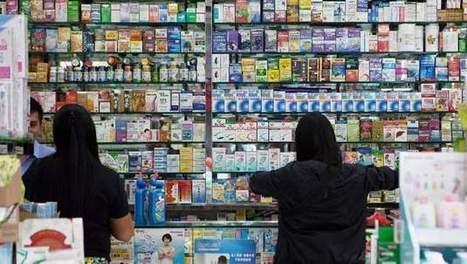 China pakt 1.300 fabrikanten van nepmedicijnen op | MaCuSa | Scoop.it