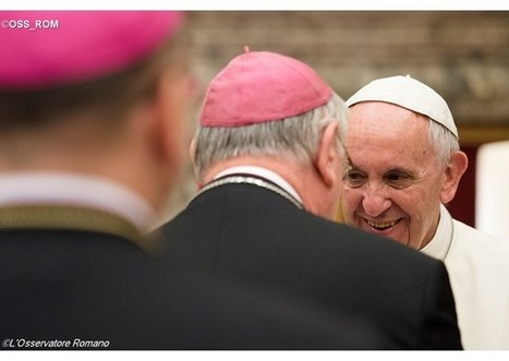 Pápež František: Pastorácia povolaní nie je konferencia, ale stretnutie s Ježišom | Správy Výveska | Scoop.it