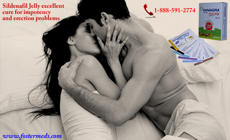 Restore you Sexual Energy Levels with Sildenafil Oral Jelly | Remedystore | Scoop.it