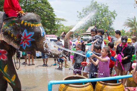 Songkran Festival 2015 (Thai New Year 2015)   Luxury Villa Samui Blog   Best Island Destination   Scoop.it