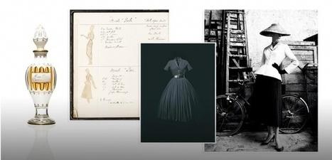 Rétrospective : et Dior inventa le new-look | Textile Horizons | Scoop.it