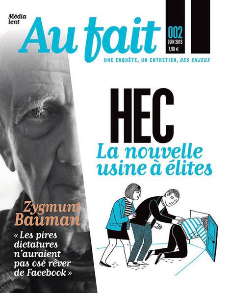 Les médias lents nous sauveront-ils de l'infobésité ? Entretien avec Xavier Delacroix, fondateur d'Au Fait | Les médias face à leur destin | Scoop.it
