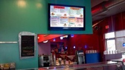 QA Graphics Helps Maid-Rite Corporation Roll out Digital Menu Boards | The Meeddya Group | Scoop.it