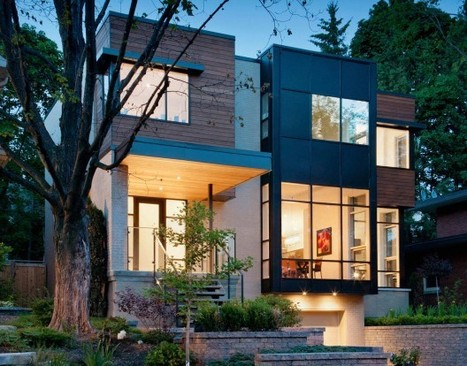 Fraser Residence / Christopher Simmonds Architect | Idées d'Architecture | Scoop.it