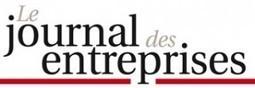 Interview de Benjamin Thiers pour Jalis dans Le Journal des Entreprises d'avril 2014   La revue de presse de Jalis   Scoop.it