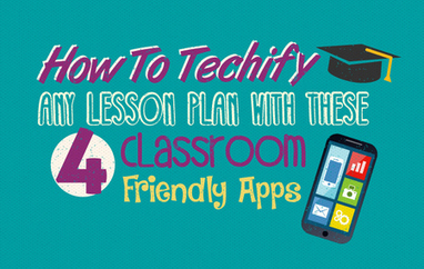 How to Techify Any Lesson Plan with these 4 Classroom Friendly Apps | Serious Play | Scoop.it