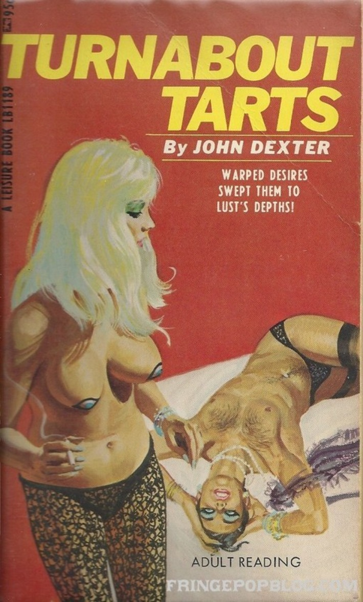 Vintage Gay Pulp Covers | Sex History | Scoop.it